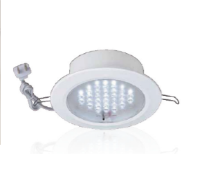 luminaria LED Emergencia